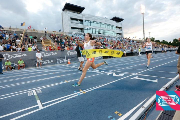 new balance nationals outdoor 2018 qualifying times